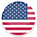 USA Flagge für Website NoLimit - Entertainment englisch
